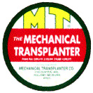 Mechanical Transplanter Equipement